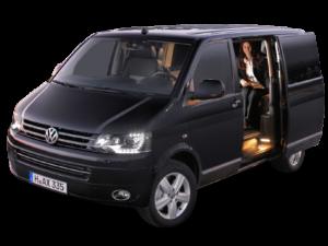 3 x VW Luxusbusse - TaxiFIlzmaier