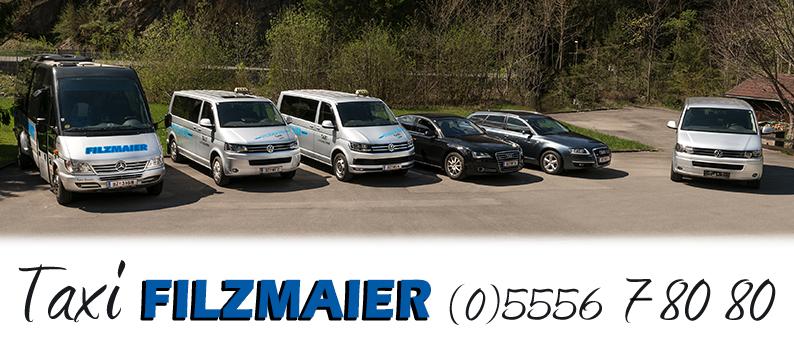 Taxi Filzmaier - Beste Taxi und Shuttle unternehmen in Montafon